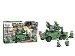 Blocks(477PCS) toys