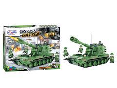 Blocks(593PCS) toys