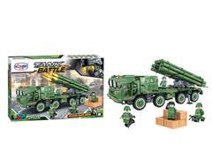 Blocks(613PCS) toys