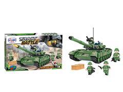 Blocks(456PCS) toys
