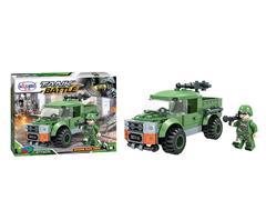 Blocks(93PCS) toys