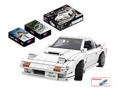 Blocks Car(1552pcs) toys
