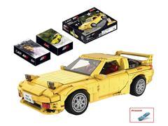 Blocks Car(1655pcs) toys
