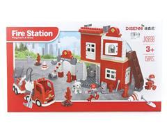 Blocks(158PCS) toys