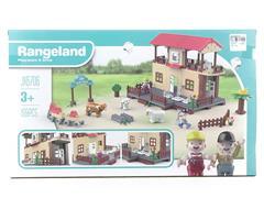 Blocks(199PCS) toys