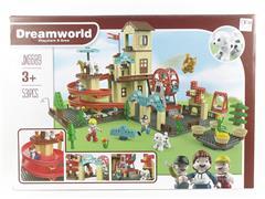 Blocks(531PCS) toys
