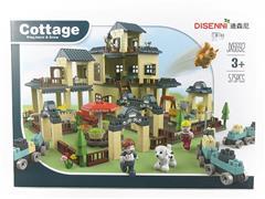Block(575PCS) toys