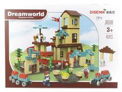 Blocks(413PCS) toys