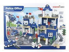 Blocks(376PCS) toys