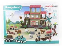 Blocks (450PCS) toys