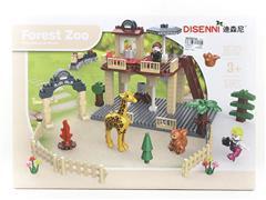 Blocks (164PCS) toys