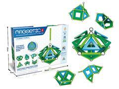 Magnetism Block(52PCS) toys