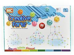 Blocks(86pcs) toys