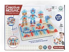 Blocks(254pcs) toys