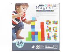 Magnetism Block(36PCS) toys