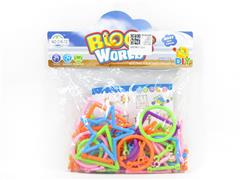 Blocks(92PCS) toys
