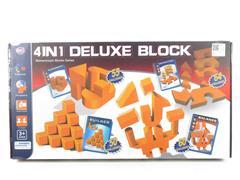 4in1 Deluxe Block toys