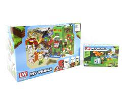 Blocks(16in1) toys