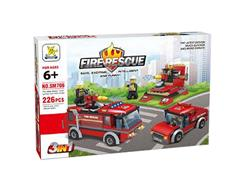 Blocks(217pcs) toys