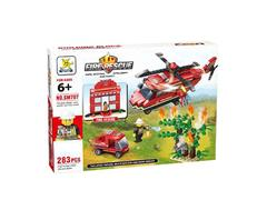 Blocks(283pcs) toys