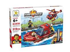 Blocks()318pcs) toys