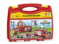 Blocks(507pcs) toys