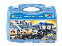 Blocks(403pcs) toys