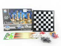 6in1 Magnetic Chess