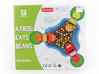 Frog Eats Beans