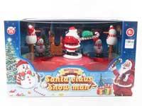 Christmas Game Park W/M