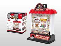 Wholesale lottery machine toys new bingo game
