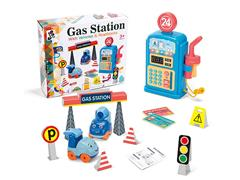 Gas Station W/L_IC(2C) toys