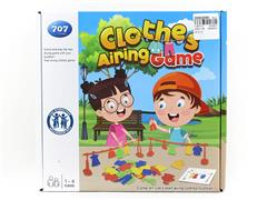 Hang The Clothes toys