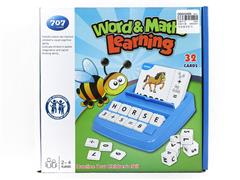Alphanumeric Pairing toys