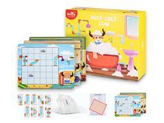 Calf Bath Game toys