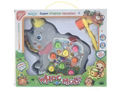 B/O Hamster W/M toys