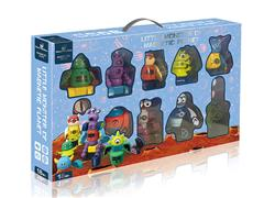 Magnetic Planet Monster toys