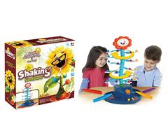 Electric Swing Sunflower toys