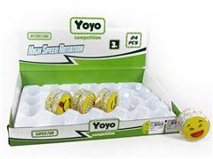 Yo-yo W/L(24in1) toys