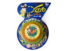 Yo-yo toys