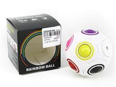 Top Rainbow Ball(2C) toys