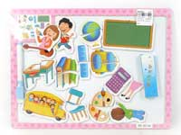 Drawing Board & Puzzle Set