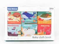 Cloth Book(6in1)