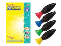 3D Magic Gelatine toys