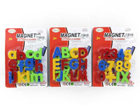 English & Letters & Numbers(3S) toys