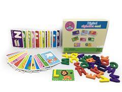 Letter Puzzle Cognitive Card