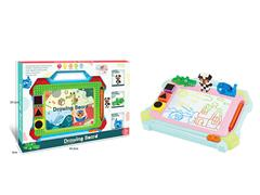 Magnetic Drawing Board & Blocks toys