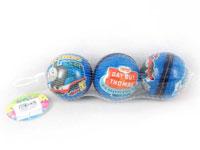 7.6cm Pu Ball(3in1)