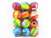 7.6CM PU Ball(12in1)