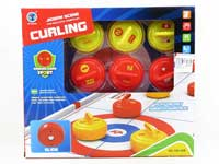 Competitive Curling